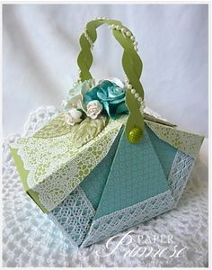 Gift/Treat/Favor Basket