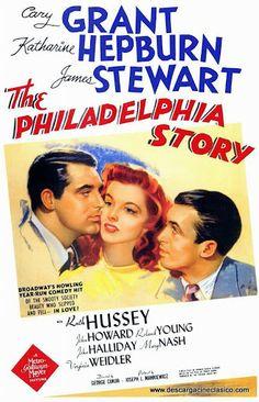 Historias de Filadelfia (1940) Dual/Online | DESCARGA CINE CLASICO