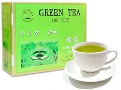 Your Health Kick: Green Tea Reduces Cancer Risk  Burns Fat health ab-workout