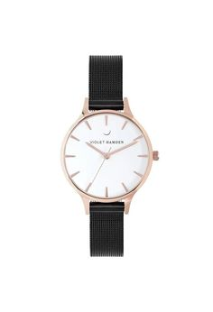Violet Hamden Nowness Rose gold Evening Rosegold Gold Watch, Rose Gold, Watches, Wrist Watches, Wristwatches, Tag Watches, Watch