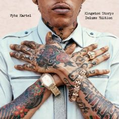 In Just A Week Vybz Kartel Will Be Releasing Deluxe Edition Of His Album Kingston Story The Re Upped Project Features Listing As You Can Stream It