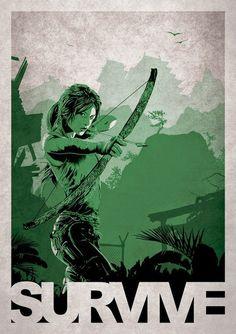 Tomb Raider - Alex Ramallo
