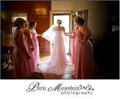 Foxwoods  Wedding Tallapoosa, GA Bridal Portraits Paris Mountain Photography