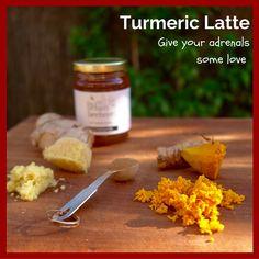 Turmeric Latte – My Adrenal Enhancing Coffee Alternative (AIP/Paleo)