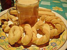 Rosquitas, palitos y coquitos a la manteca | Tembi'u Paraguay