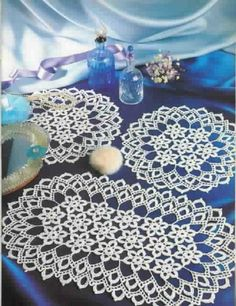 Magic Crochet Nº 74 - claudia - Picasa Web Album Filet Crochet, Crochet Doily Patterns, Crochet Round, Crochet Home, Thread Crochet, Irish Crochet, Crochet For Kids, Crochet Designs, Crochet Table Runner
