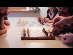 Chess at 3 : Before, kids were limited to learning chess at an older age, due to the complex nature of the rules. Chess at 3 teaches young kids how to play using easy to understands stories. Watch the vid!