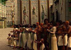 Opet Festival at Karnak