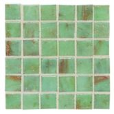 "Found it at Wayfair - Elemental Glass 12"" x 12"" Mosaic Tile in Celadon"