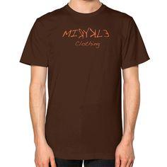Men's MIRYKLE Orange Print
