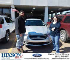 We always enjoy buying a car or truck from Scott. Super to deal with.-Jachob Waltman, Tuesday 3/22/2016 http://www.hixsonfordmonroe.com/?utm_source=Flickr&utm_medium=DMaxxPhoto&utm_campaign=DeliveryMaxx