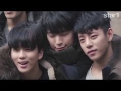 1080p B.A.P STAR1 - Behind The Scenes Photoshoot