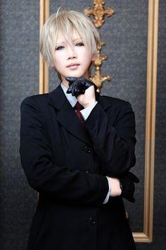 Miketsukami Soushi from Inu x Boku ss by Reika ~.~