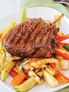 Sebzeli bonfile Tarifi - Türk Mutfağı Yemekleri - Yemek Tarifleri