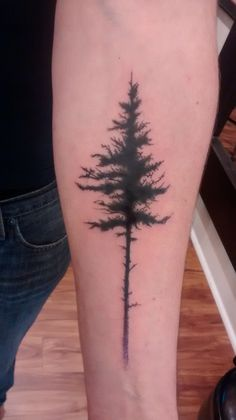 Went into the tattoo parlor with an idea and the artist and I came up with this. He did an amazing job and am going back soon for another.