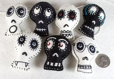 Day of the Dead Garland...love these!