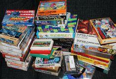 Famicom and Super Famicom games #Games #Retro #Gaming #SFC #SuperFamicom #Famicom