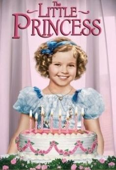 The Little Princess with Shirley Temple. I watched this so many times when I was little!