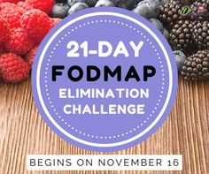 If you know or suspect a chronic food intolerance is harming your health and day-to-day activities, this FODMAP elimination challenge is for you. Fodmap Food List, Fodmap Diet Plan, Fodmap Recipes, Low Fodmap, Anti Histamine Foods, Easy Diet Plan, Food Intolerance, Clean Eating Diet, Diet Tips