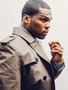 50 Cent, Rapper. Photo: Christopher Anderson/Magnum Photos/New York Magazine