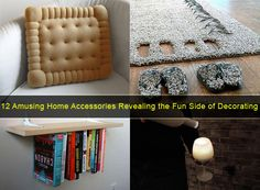 12 Amusing Home Accessories Revealing the Fun Side of Decorating