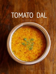 andhra tomato dal recipe with step by step photos. tomato pappu recipe is andhra style tomato dal where pigeon pea lentils are cooked with tomatoes and other spices-herbs. slightly tangy and a flavorful dal best had with steamed rice. Toor Dal Recipe, Sambhar Recipe, Dhal Recipe, Biryani Recipe, Tambuli Recipe, Rasam Recipe, Lentil Recipes, Curry Recipes, Vegetarian