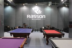 RASSON booth