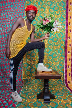 Fashion Cities Africa at the Brighton Museum (UK) / 30 April 2016 - 8 January 2017 / The first major UK exhibition dedicated to contemporary African fashion.