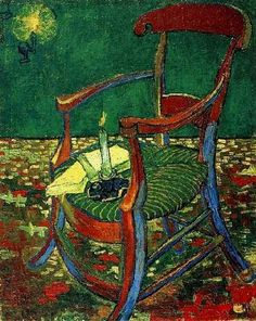 """Gauguin's Armchair"" by Van Gogh"