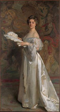 Ada Rehan, Artist: John Singer Sargent (American, Florence 1856–1925 London) Date: 1894–95 Medium: Oil on canvas.