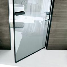 Rimadesio - Vela porte battenti e scorrevoli a scomparsa per interni in vetro e alluminio, arredamento casa e ufficio - doors - Rimadesio