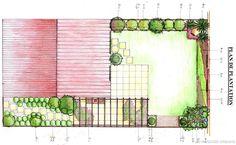 Petit jardin urbain, Roquettes, Les Paysages Urbains - paysagiste