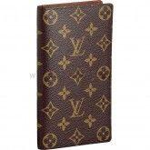 Louis Vuitton European Checkbook And Card Holder $125.99 http://www.louisvuittonblack.com/