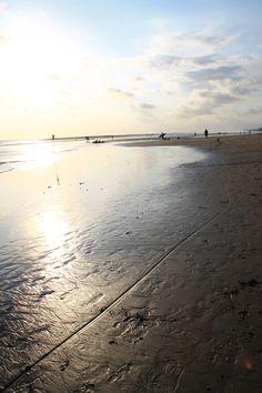 Marée basse à #Bali