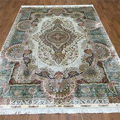 Camel Carpet Silk Persian Oriental Area Large Living Room Rugs 6'x9' http://www.amazon.com/dp/B01DP9TM8S/ref=cm_sw_r_pi_dp_KTbixb02X535Y