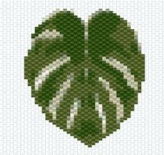 Схемы листьев