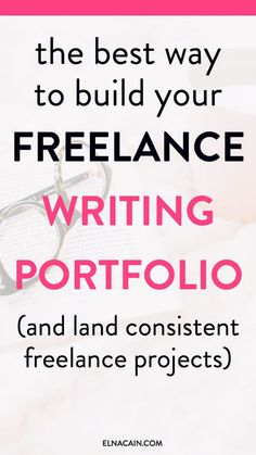 How do you start a freelance writing portfolio? Freelance writing jobs need samples of your writing. Learn the right way to build your freelance portfolio Online Writing Jobs, Freelance Writing Jobs, Resume Writing, Writing Tips, Online Jobs, Writing Goals, Editing Writing, Writing Resources, Blog Writing
