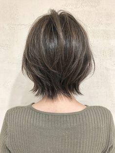Pin on Hair styling Pin on Hair styling Shot Hair Styles, Long Hair Styles, Asian Short Hair, Girls Short Haircuts, Pelo Bob, Choppy Bob Hairstyles, Cut My Hair, Aesthetic Hair, Light Brown Hair