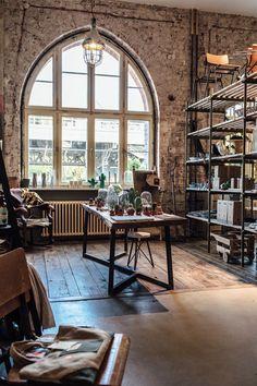 Hallesches Haus, Berlin Interior Shop & Coffee place (Kreuzberg)