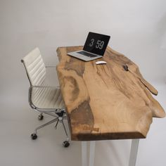 English Walnut Table / Desk