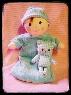 OOAK Soft doll