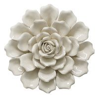Rosalyn Wall Decor in Cream