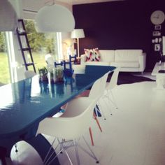 My home Corner Desk, My House, My Photos, Dining Table, Furniture, Home Decor, Corner Table, Decoration Home, Room Decor
