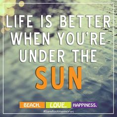 Who needs a vacation? #BeachLife #BarefootMemories