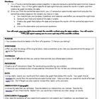 This is a summative assessment that assesses the scientific method and the process of writing up a lab report using paper airplanes. This assessmen...