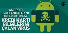 Android Kullanıcıların Kredi Kartı Bilgileri Tehlikede