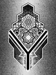 Mandala Tattoo Back, Geometric Mandala Tattoo, Geometric Tattoos Men, Geometric Tattoo Design, Mandala Tattoo Design, Geometry Art, Sacred Geometry, Polynesian Tattoo Designs, Full Sleeve Tattoo Design
