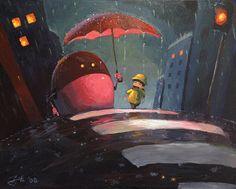 Art et Cancrelats: Goro Fujita