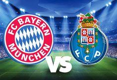 Bayern Munchen-Porto