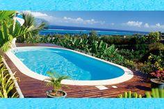 Metalen zwembad Excellent ovaal 615 x 300 x 150 cm 600001-30